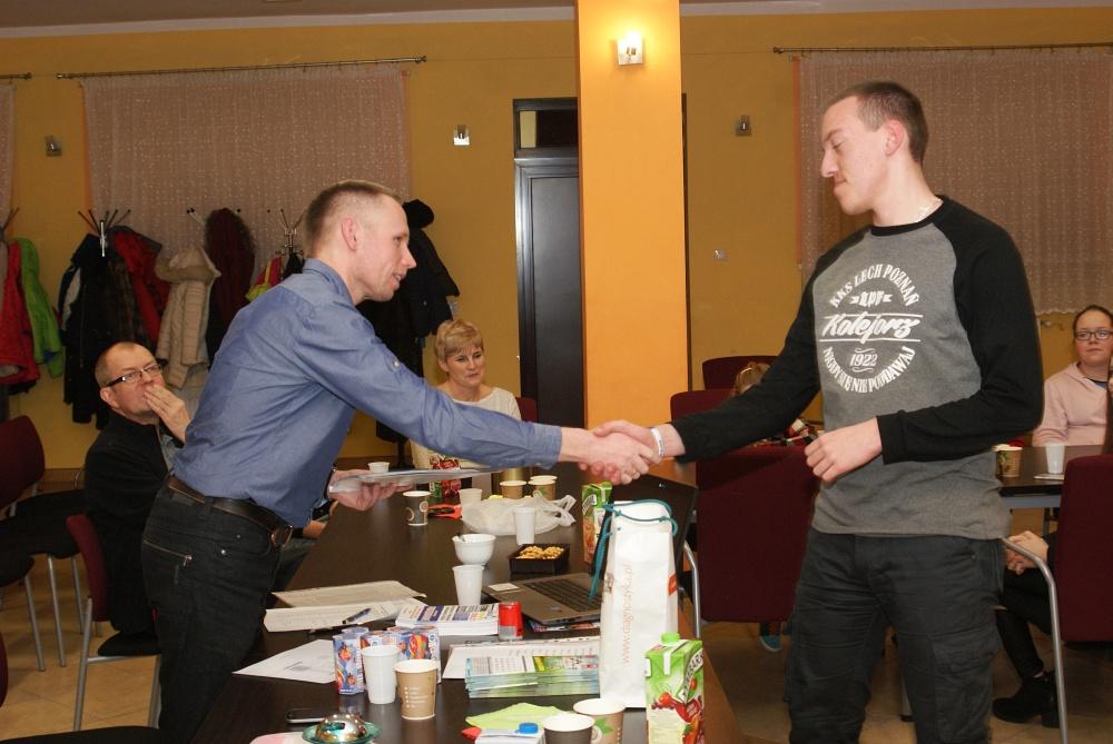Podsumowanie 24 Finał WOŚP wDolsku