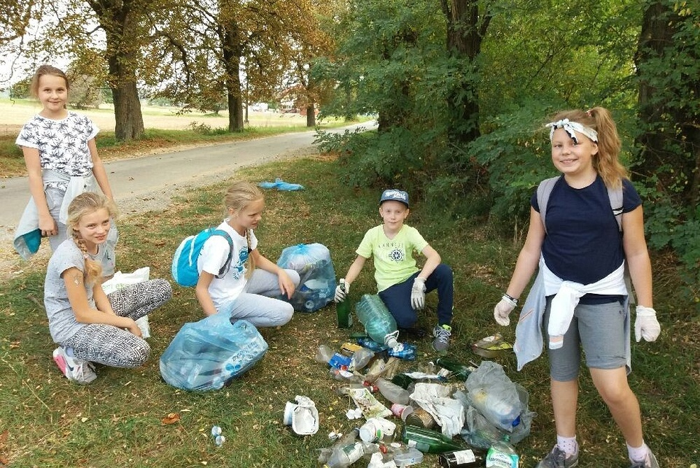 Sprzątanie Świata - Dolsk