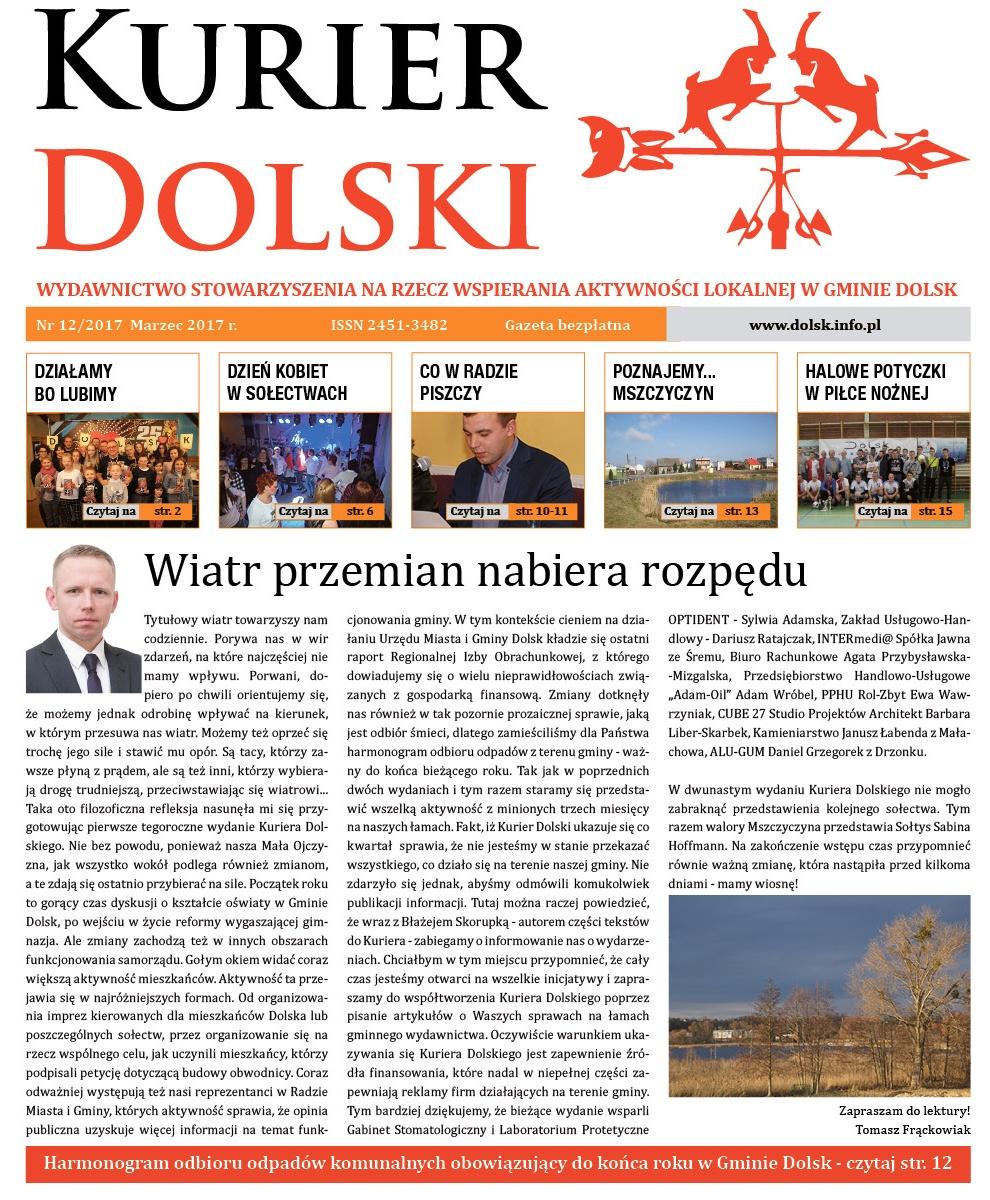 Kurier Dolski nr 12/2017
