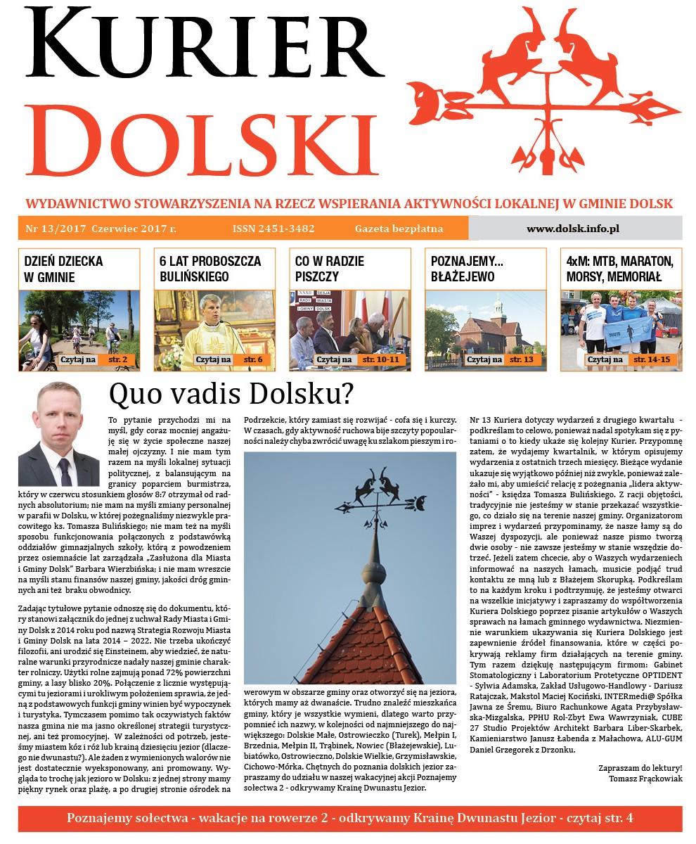 Kurier Dolski nr 13/2017