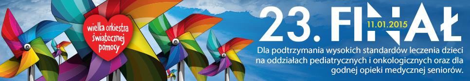 23 Finał WoŚP